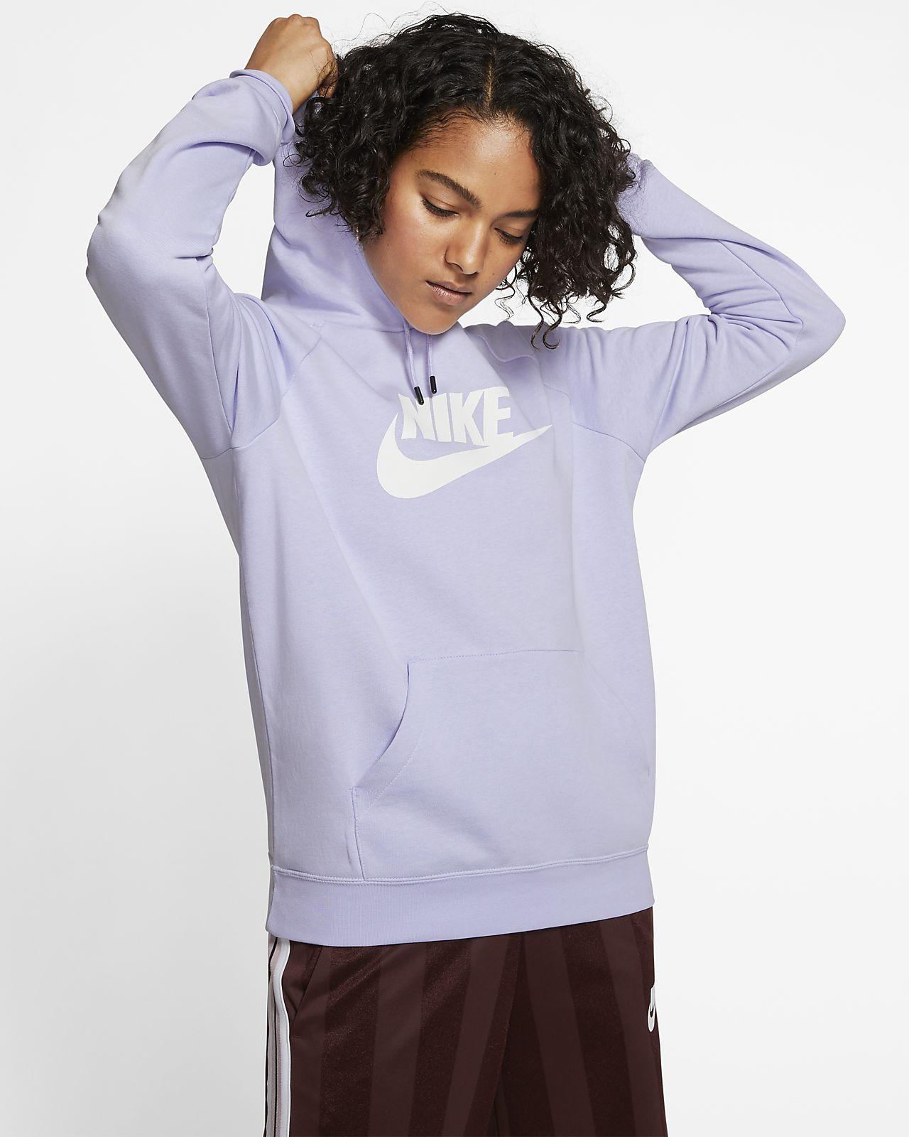 Sudadera con capucha sin cierre para mujer Nike Sportswear
