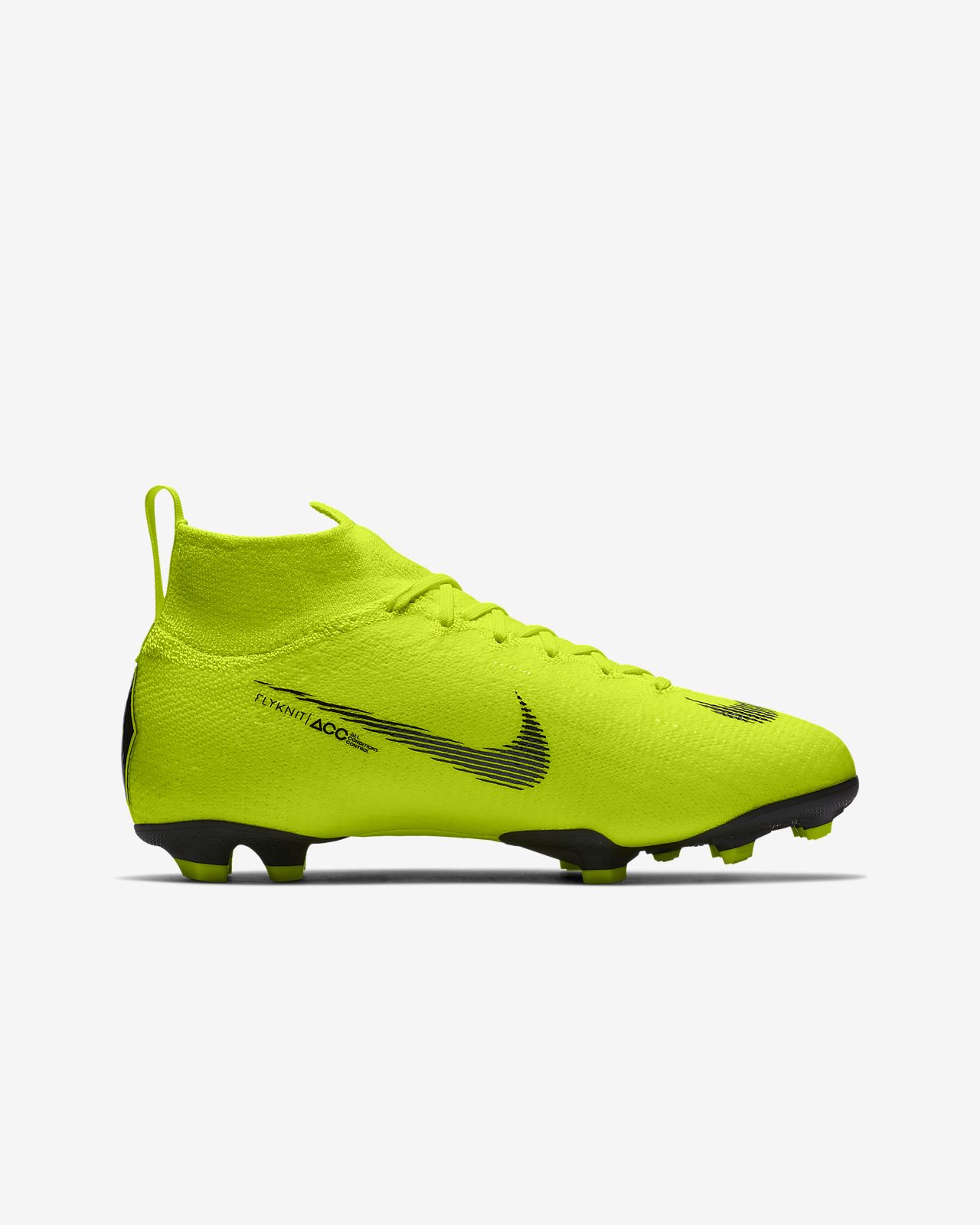 d75e5142b Nike Jr. Superfly 6 Elite FG Older Kids  Firm-Ground Football Boot ...