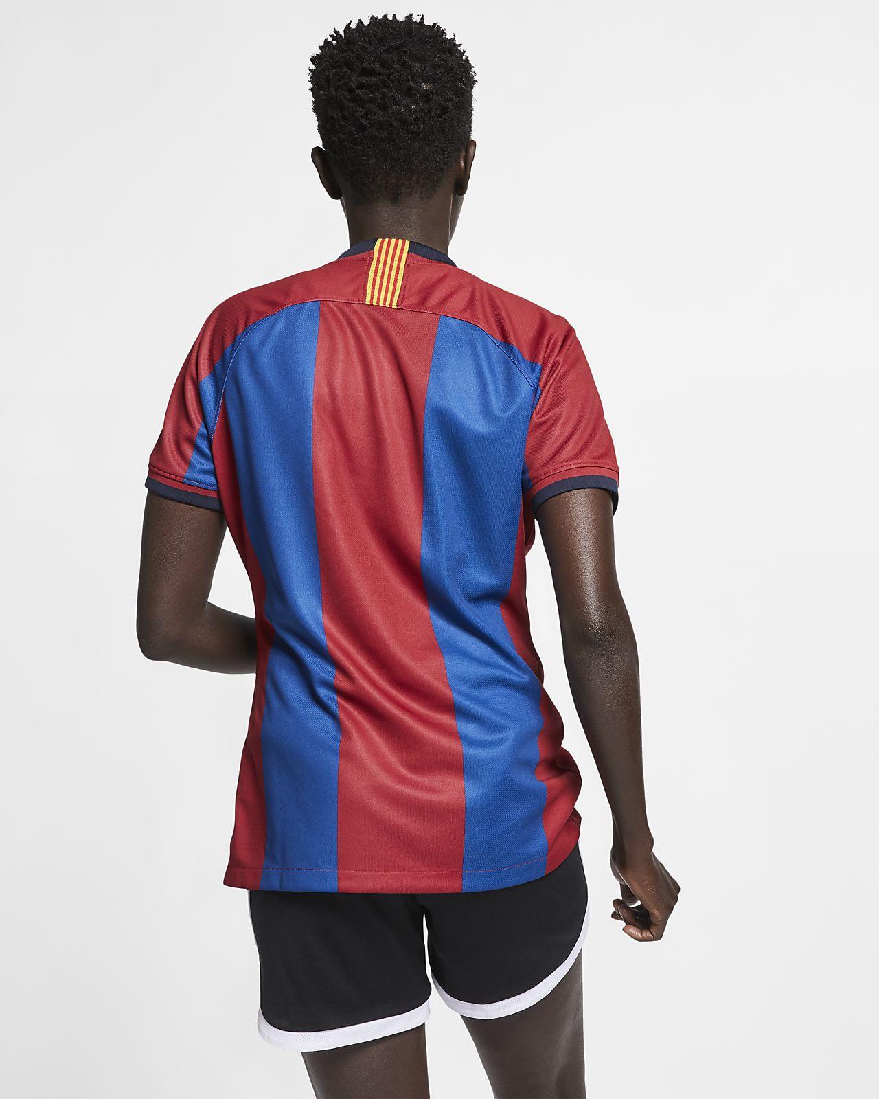 8a191b9d FC Barcelona Stadium '98/99 Women's Football Shirt. Nike.com AU