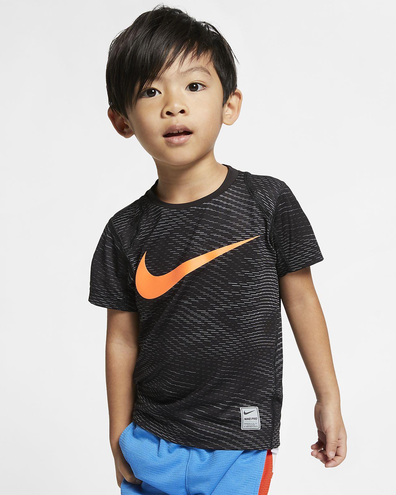 Nike Dri-FIT Little Kids' Base Layer Top