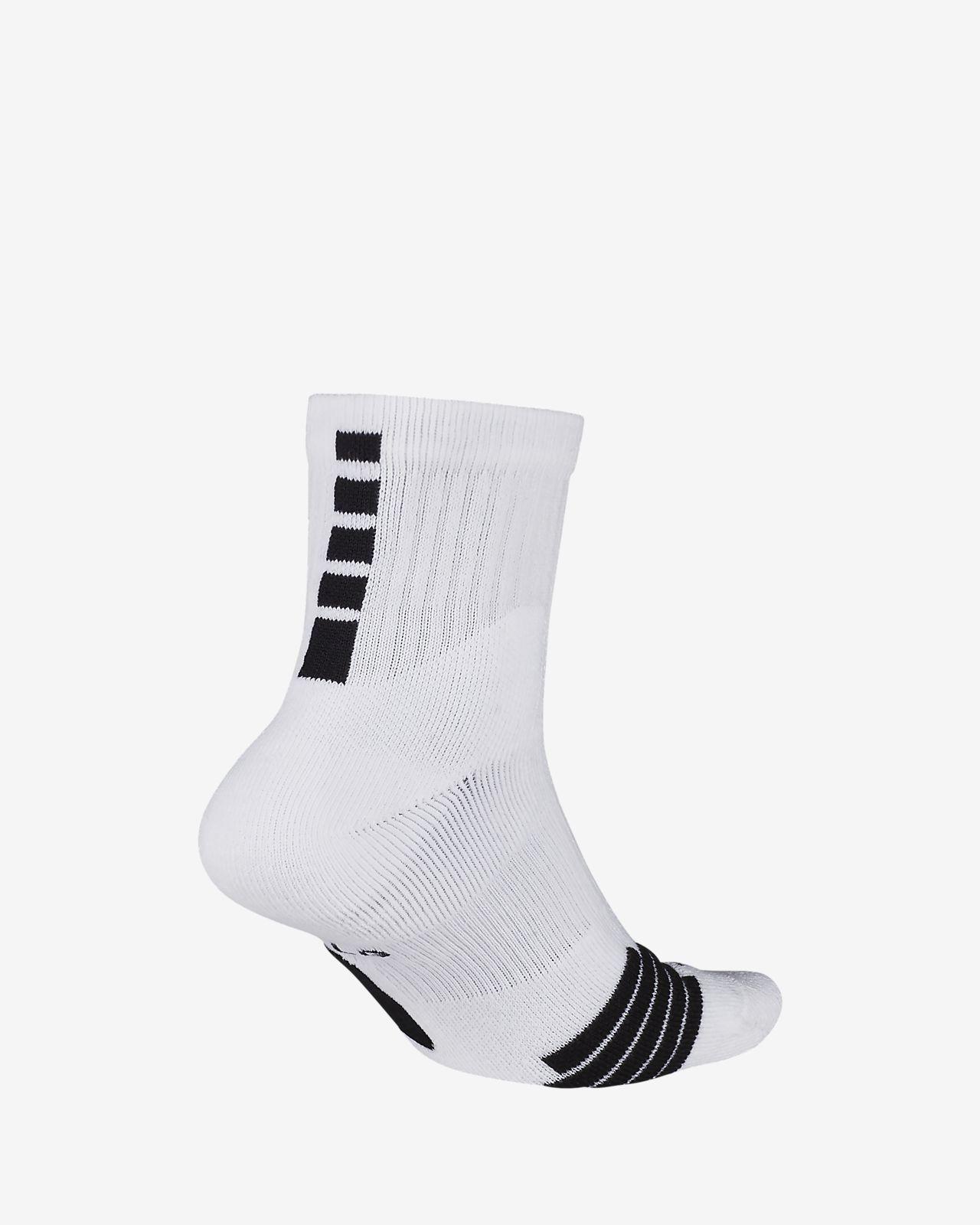 buy online 98b9c 5c6da ... Nike Elite Mid Basketball Socks