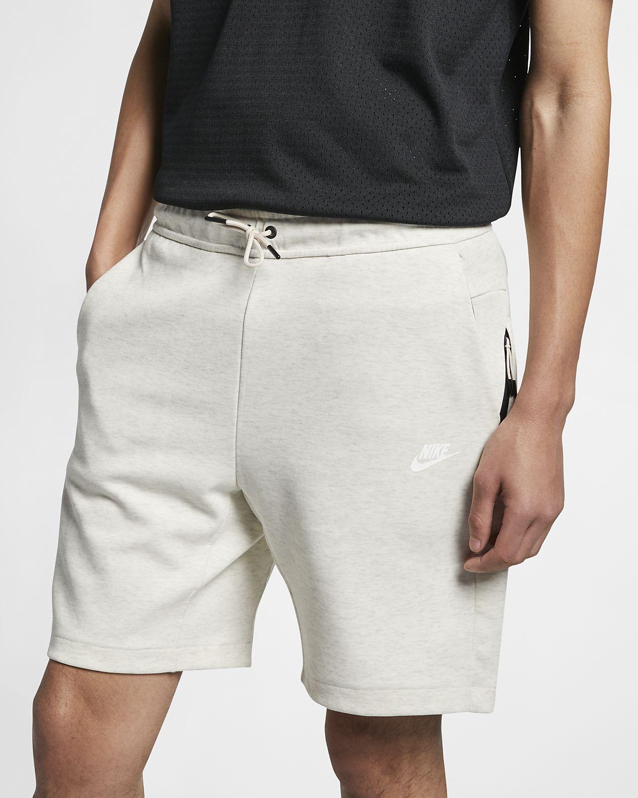 Męskie spodenki z dzianiny Nike Sportswear Tech Fleece