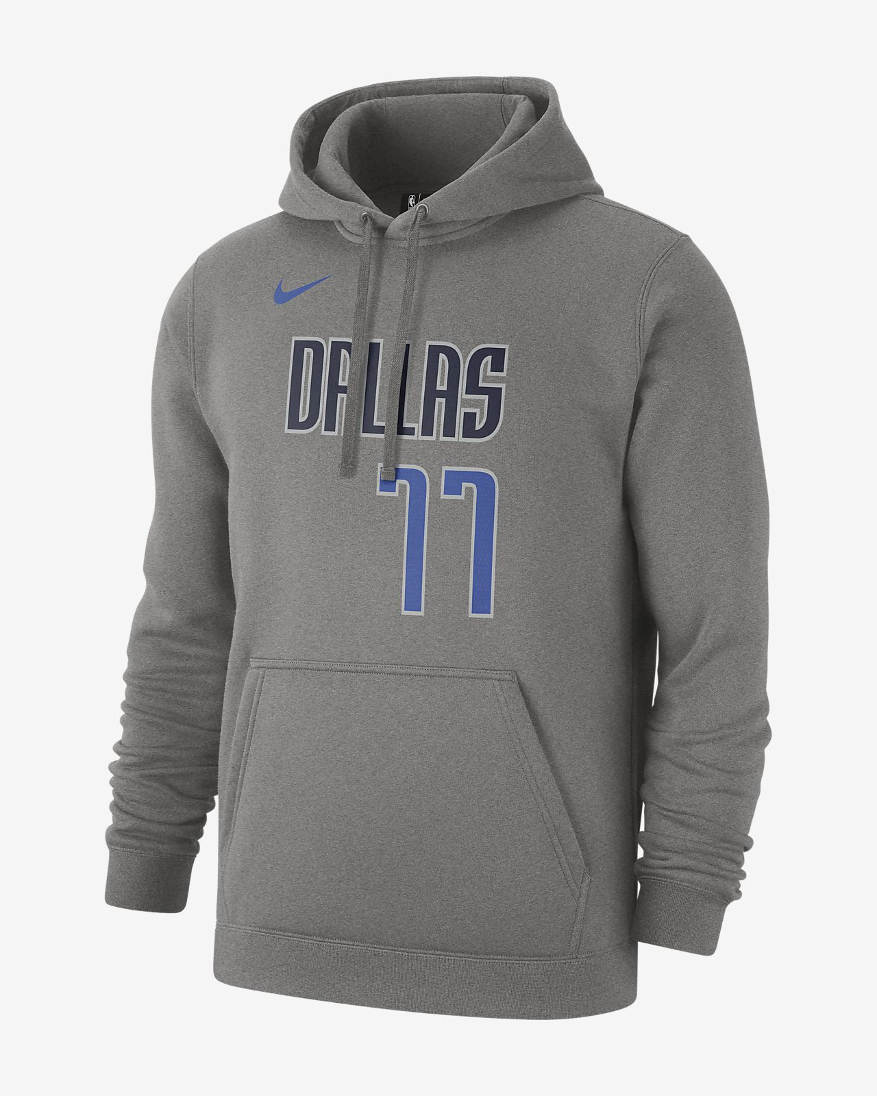 best service 6ef8f cf67b Luka Dončić Dallas Mavericks Nike Men's NBA Hoodie