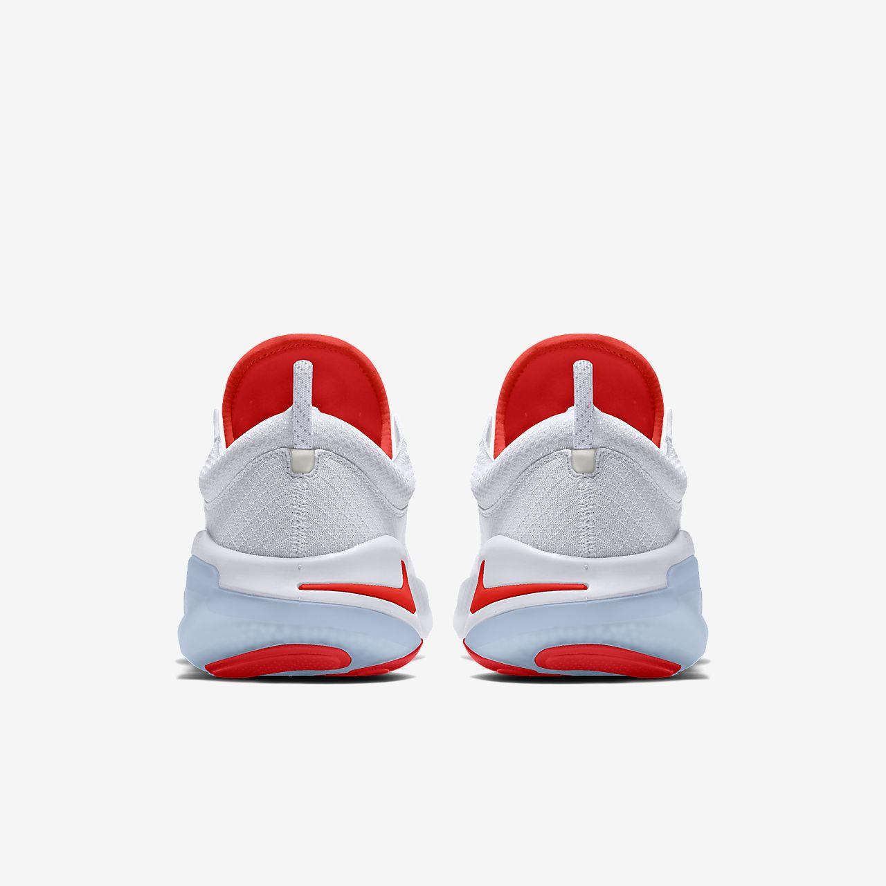 Nike Huarache Custom PinkBright CrimsonWhite Shoes Women