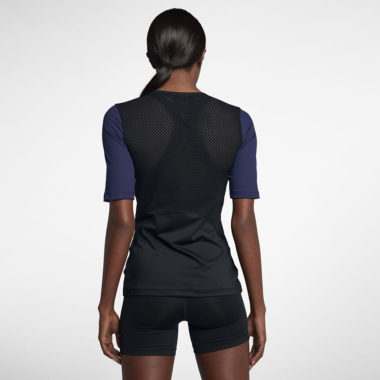 ... Nike Pro HyperCool Women's Short-Sleeve Training Top