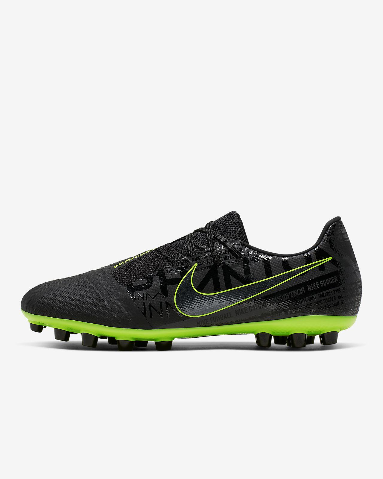 Calzado de fútbol para pasto artificial Nike Phantom Venom Academy AG