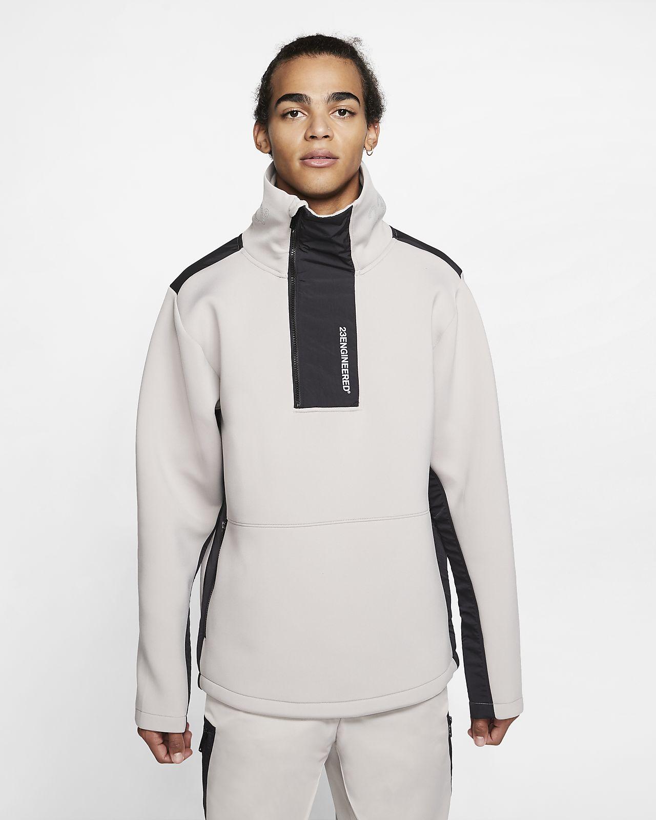 uważaj na tania wyprzedaż usa najlepiej sprzedający się Dzianinowa bluza z półgolfem Jordan 23 Engineered