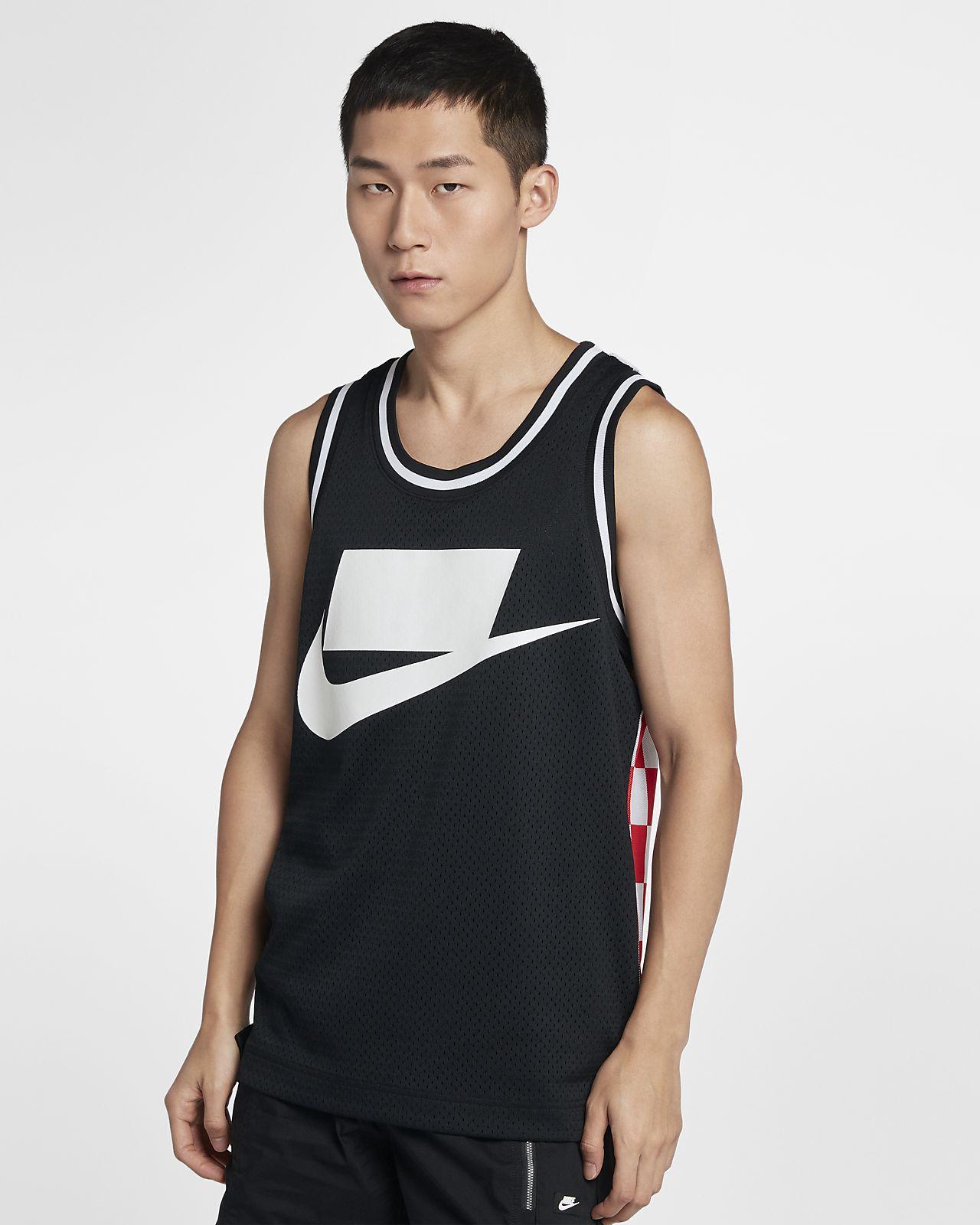 Nike Sportswear男子印花背心