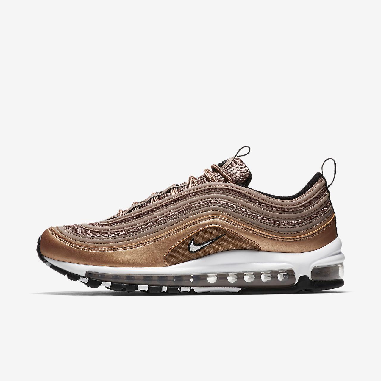 Nike Air Max 97 Hombres Zapatos Para Las Tripulaciones