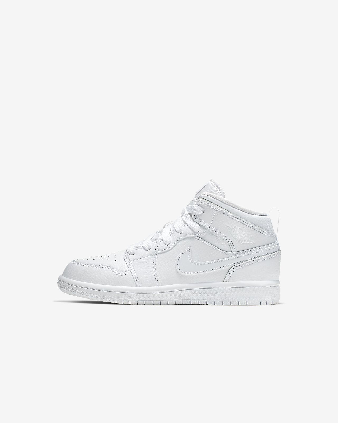 Air Jordan 1 Mid cipő gyerekeknek