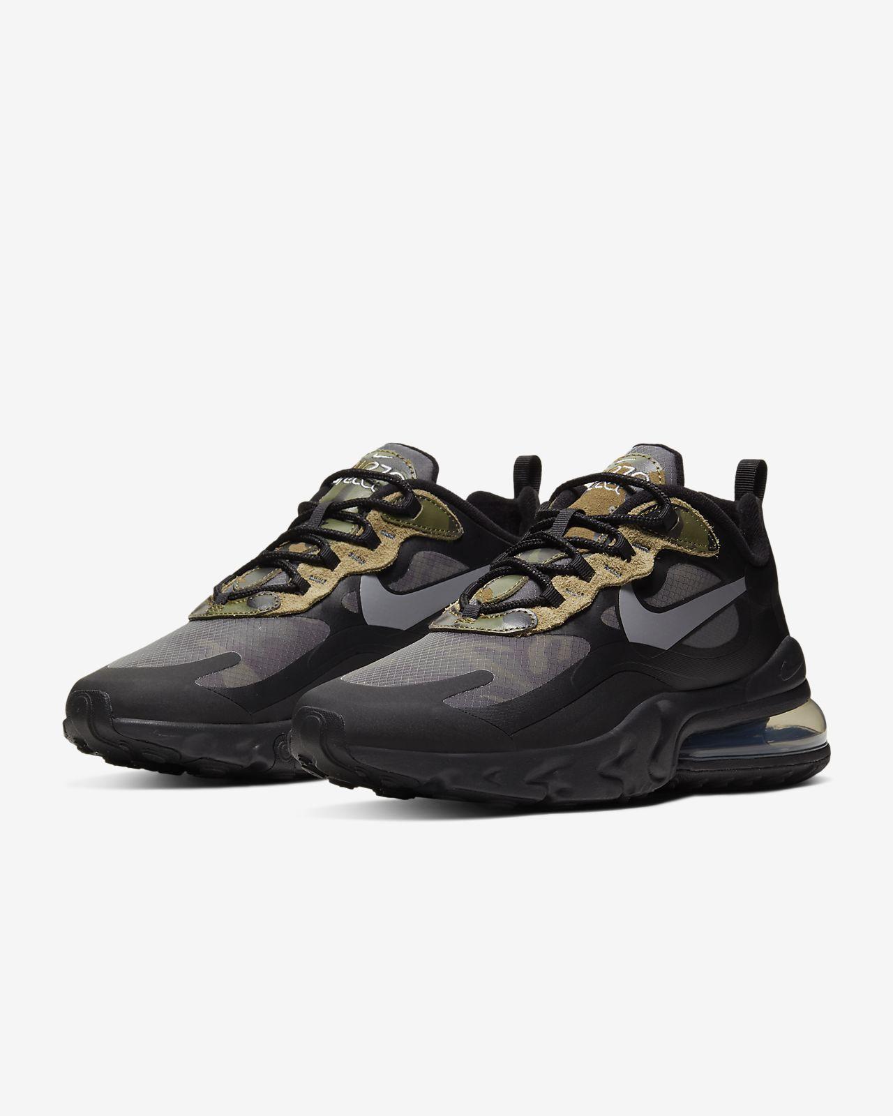nike air max 270 react - hombre zapatillas