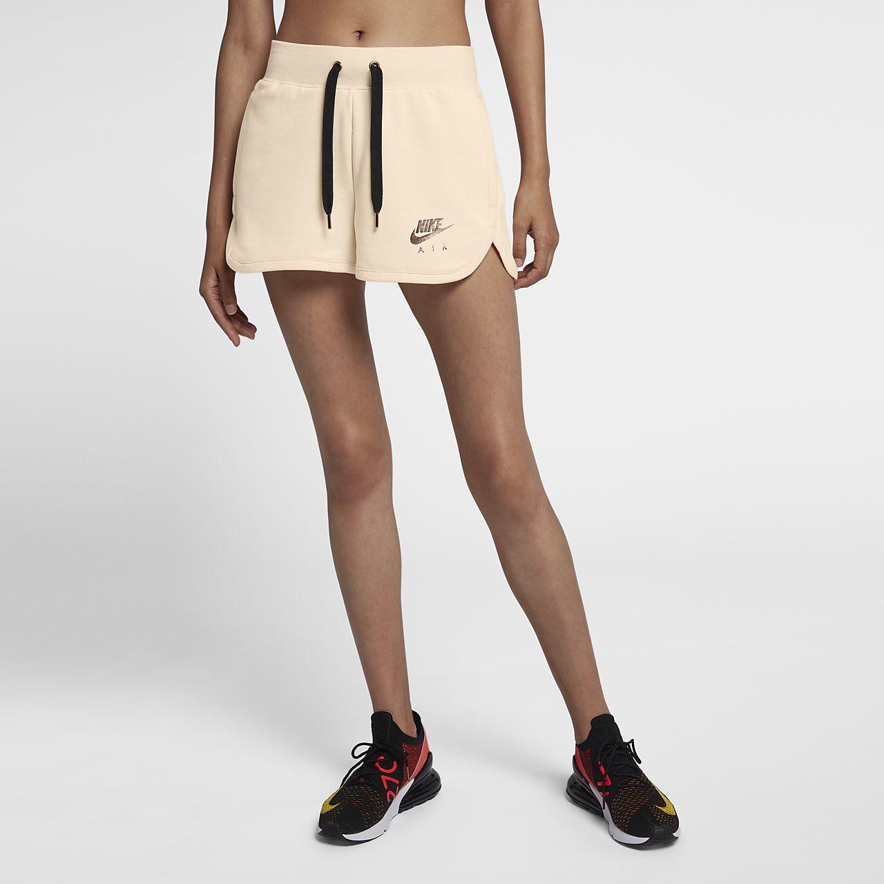 Nike Air Women s Fleece Shorts. Nike.com CA 40174188297
