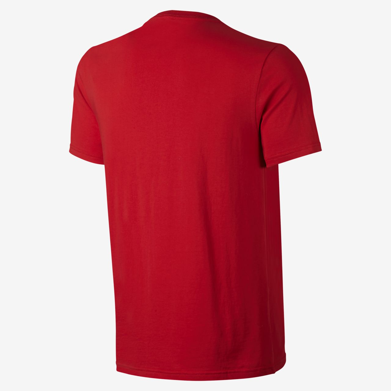 Converse Embossed Chuck Patch Men's T-Shirts Red
