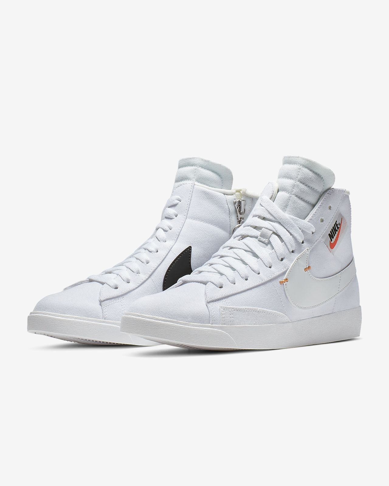 info for c5826 fd6d6 ... Nike Blazer Mid Rebel Women s Shoe