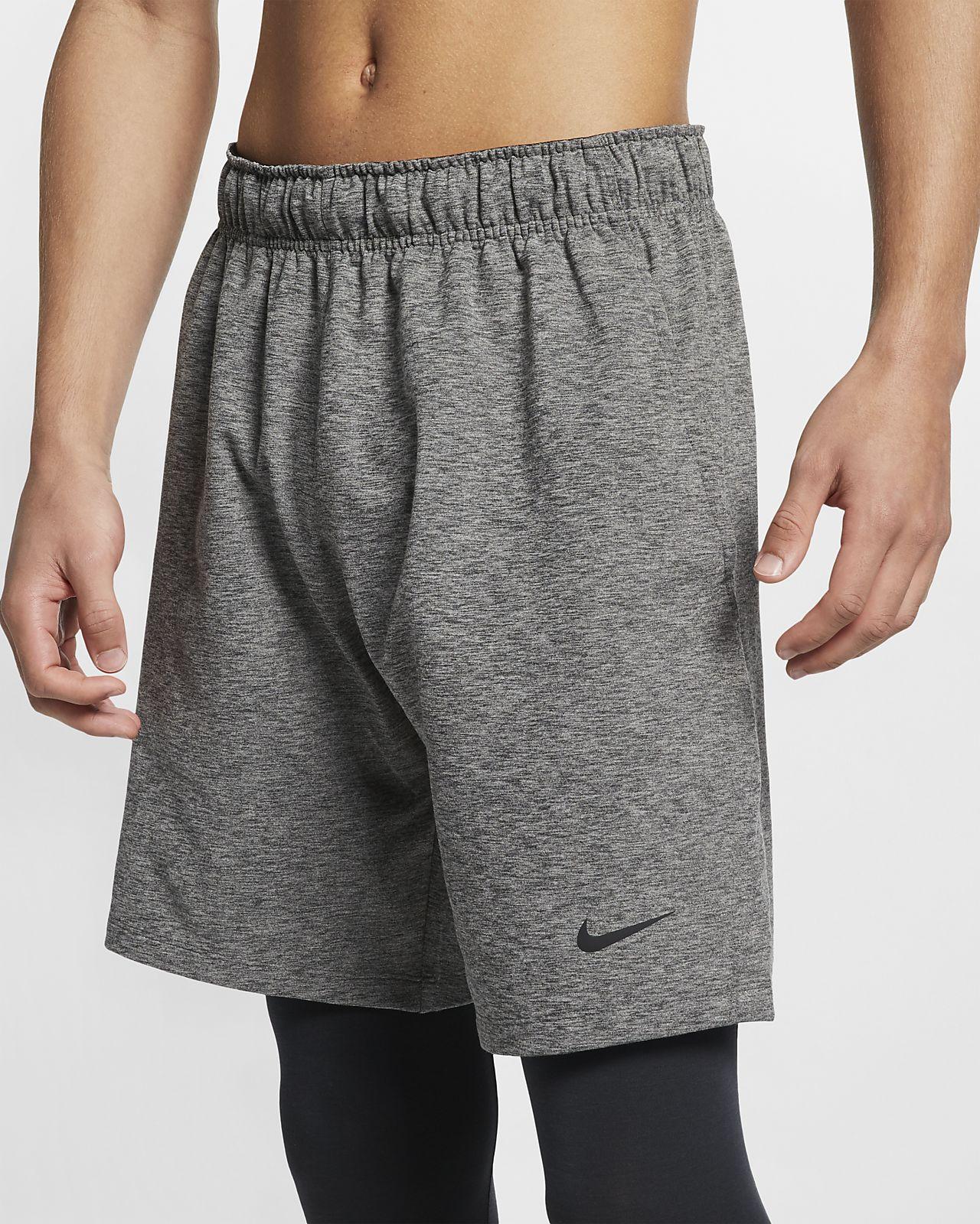 Męskie spodenki treningowe do jogi Nike Dri-FIT