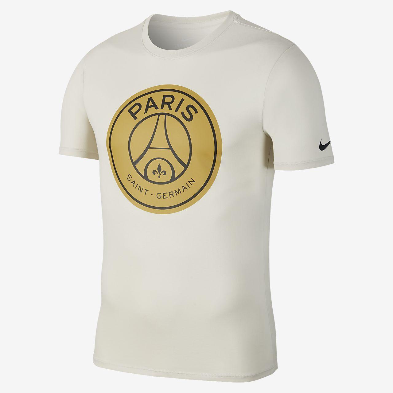 巴黎圣日耳曼 Crest 男子T恤