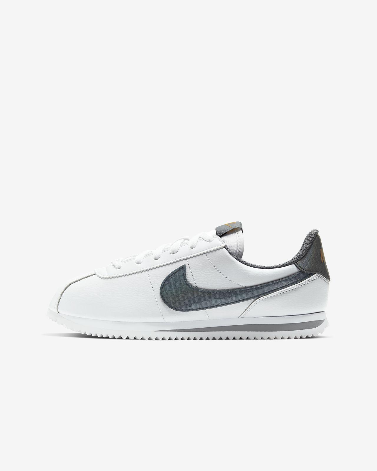 Nike Cortez Basic Schuh für ältere Kinder