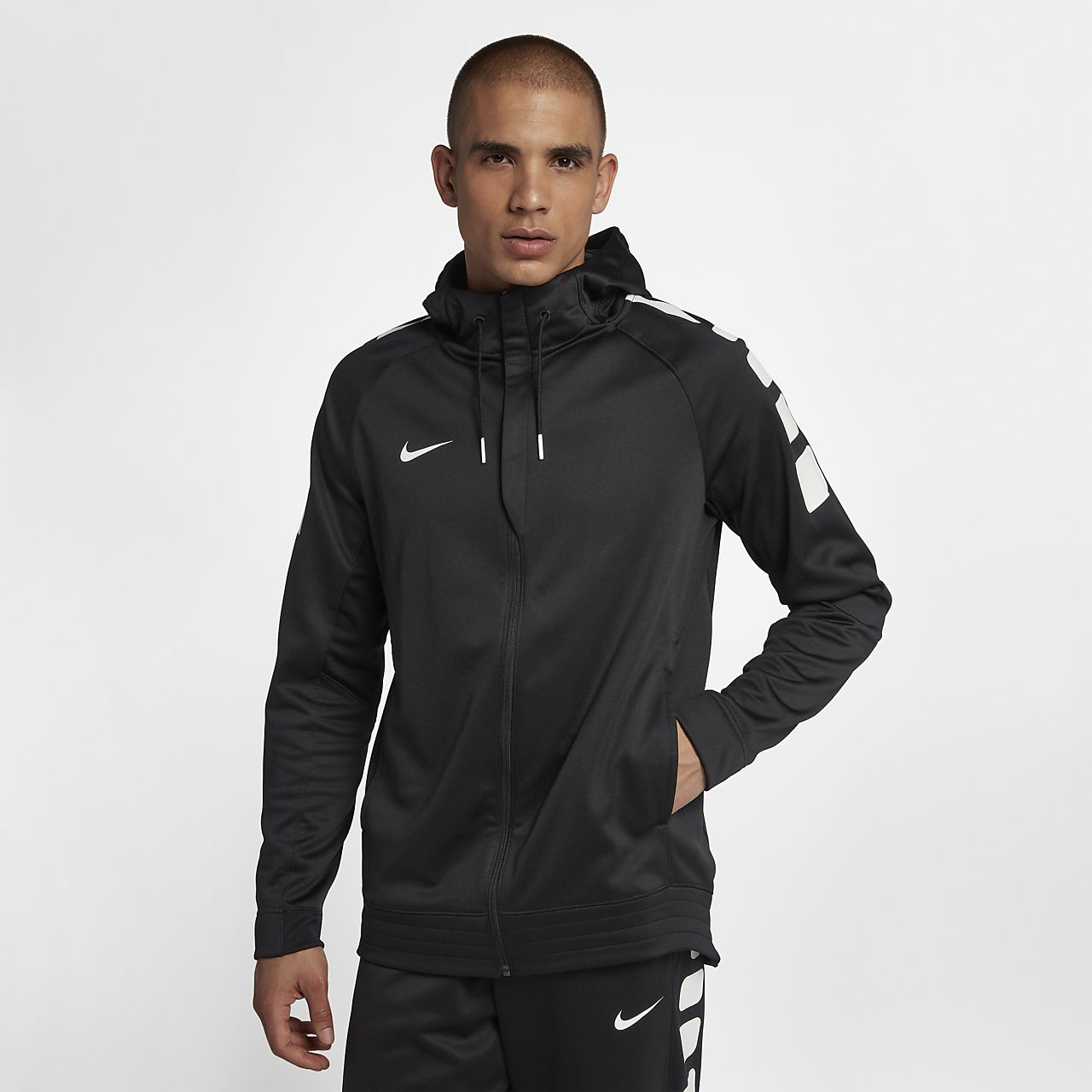 best sale hot sales super cute Nike Therma Elite Men's Basketball Hoodie