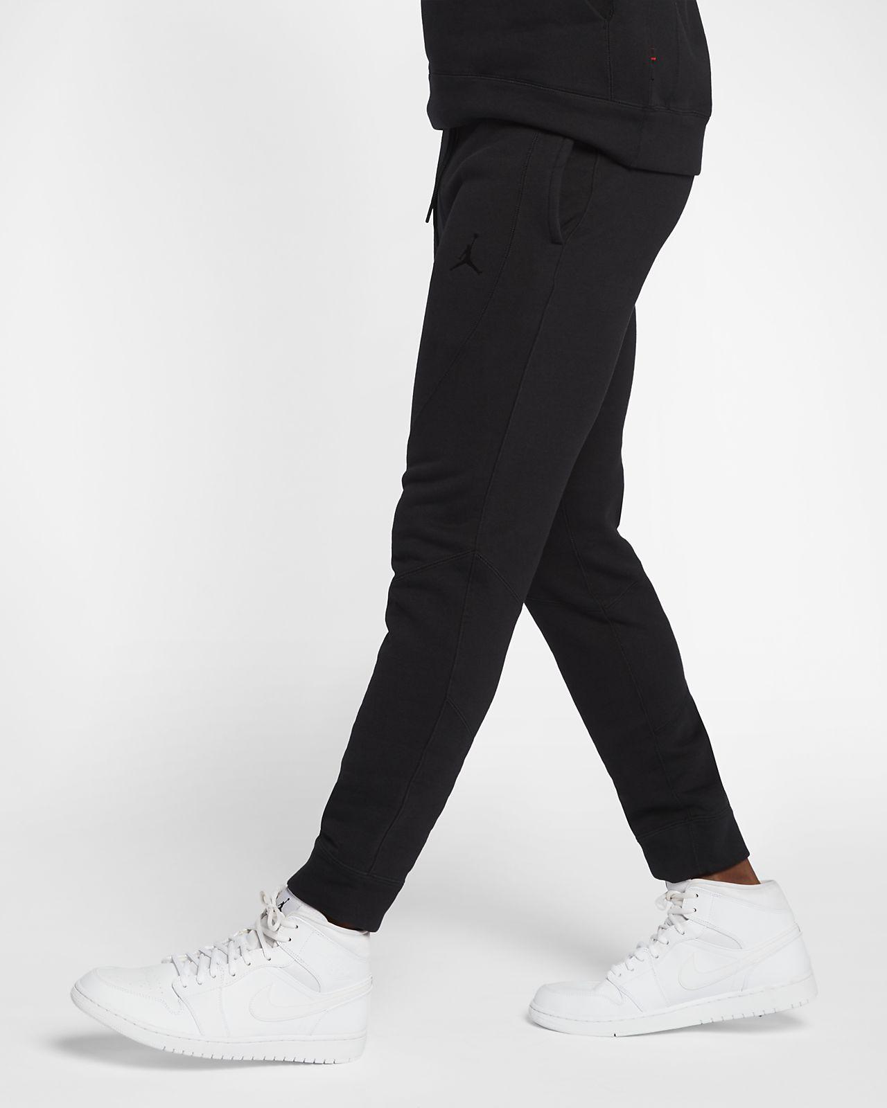 Мужские флисовые брюки Jordan Sportswear Wings. Nike.com RU 171b751c47a