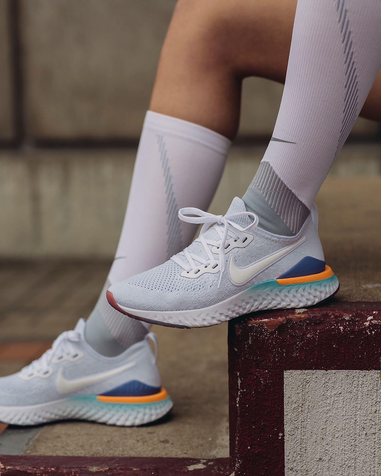 Nike Epic React Flyknit 2 Zapatillas de running - Mujer