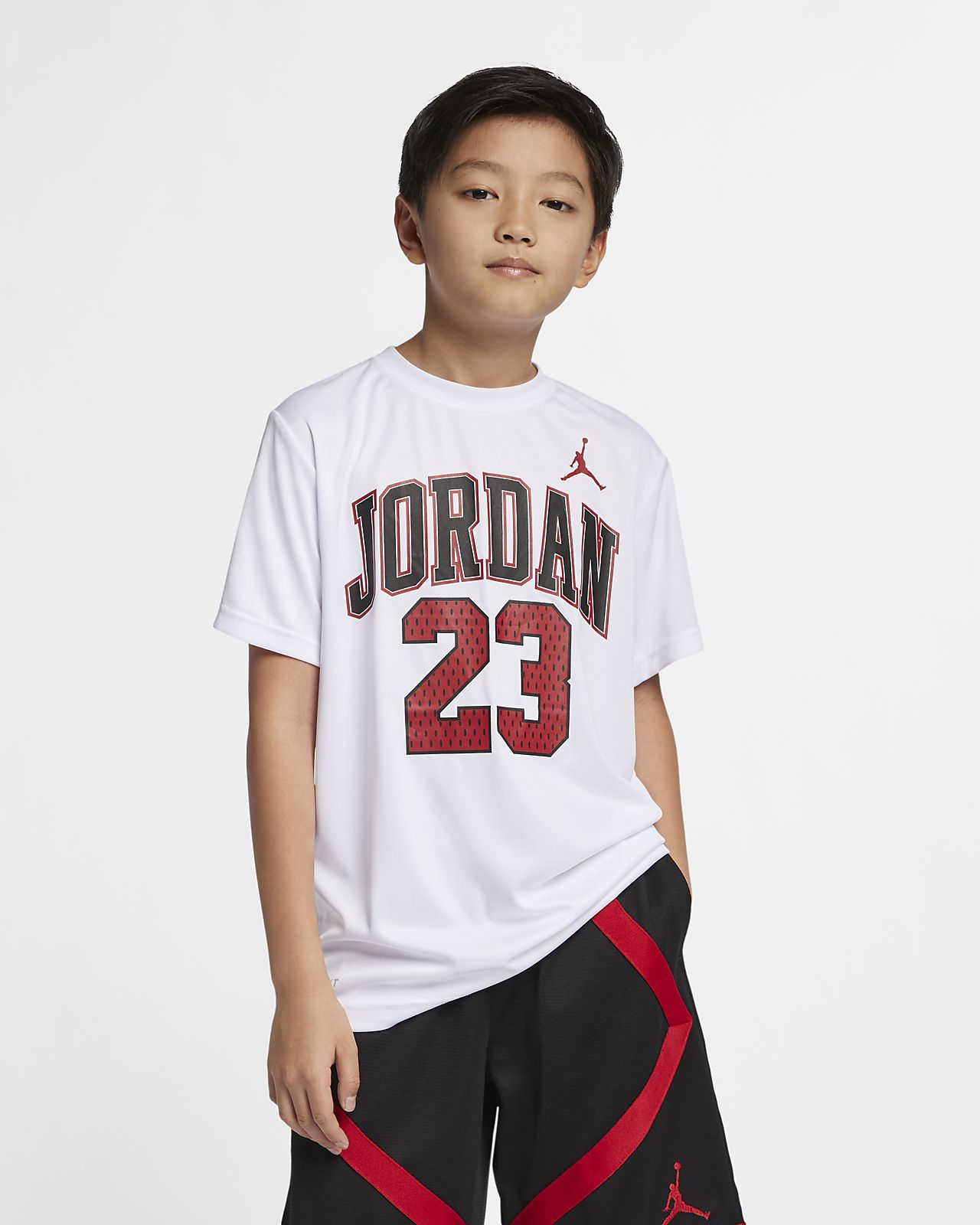 Jordan Dri-FIT 23 T-shirt met graphic voor kids