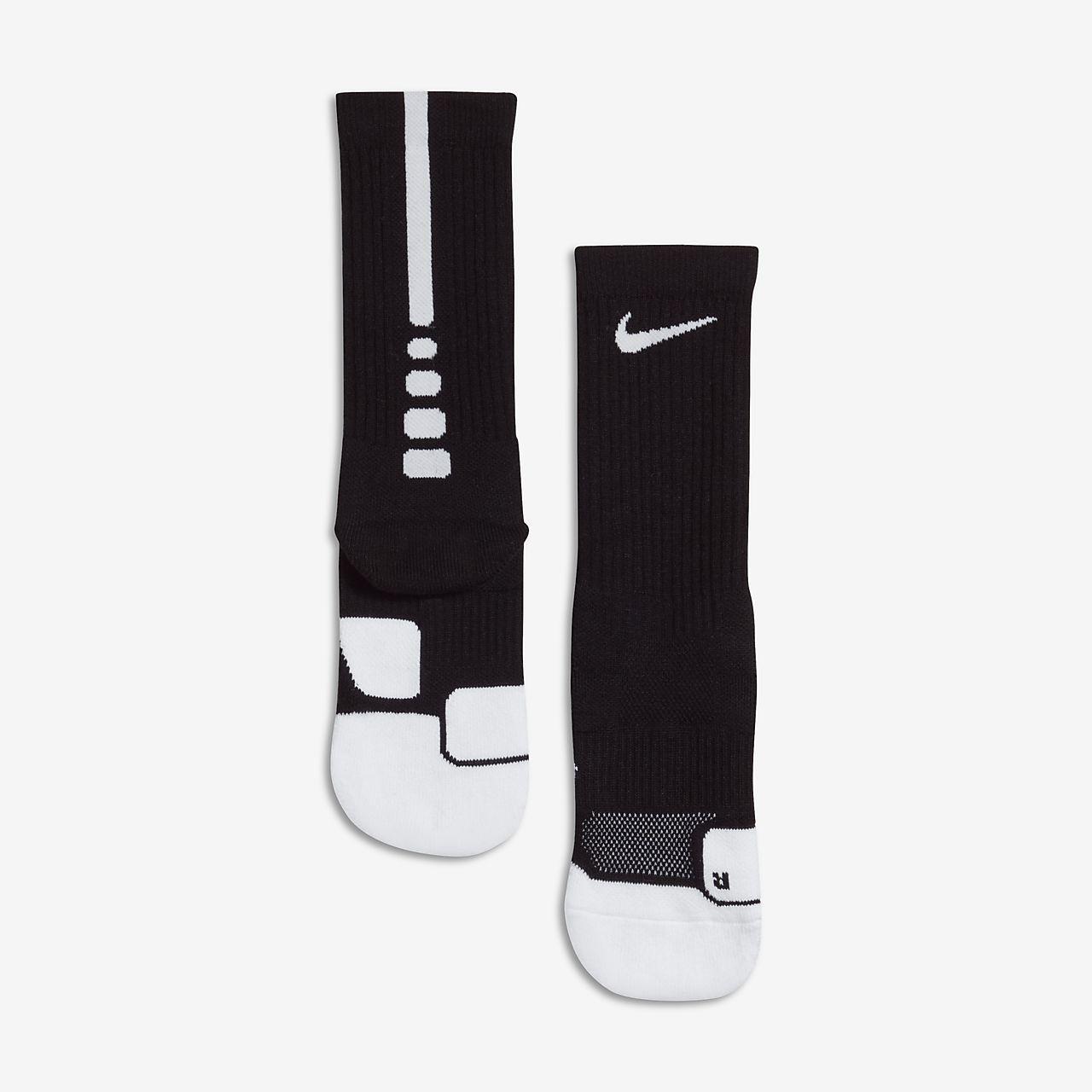 new concept 2ea74 46822 ... Nike Dry Elite 1.5 Crew Basketball Socks