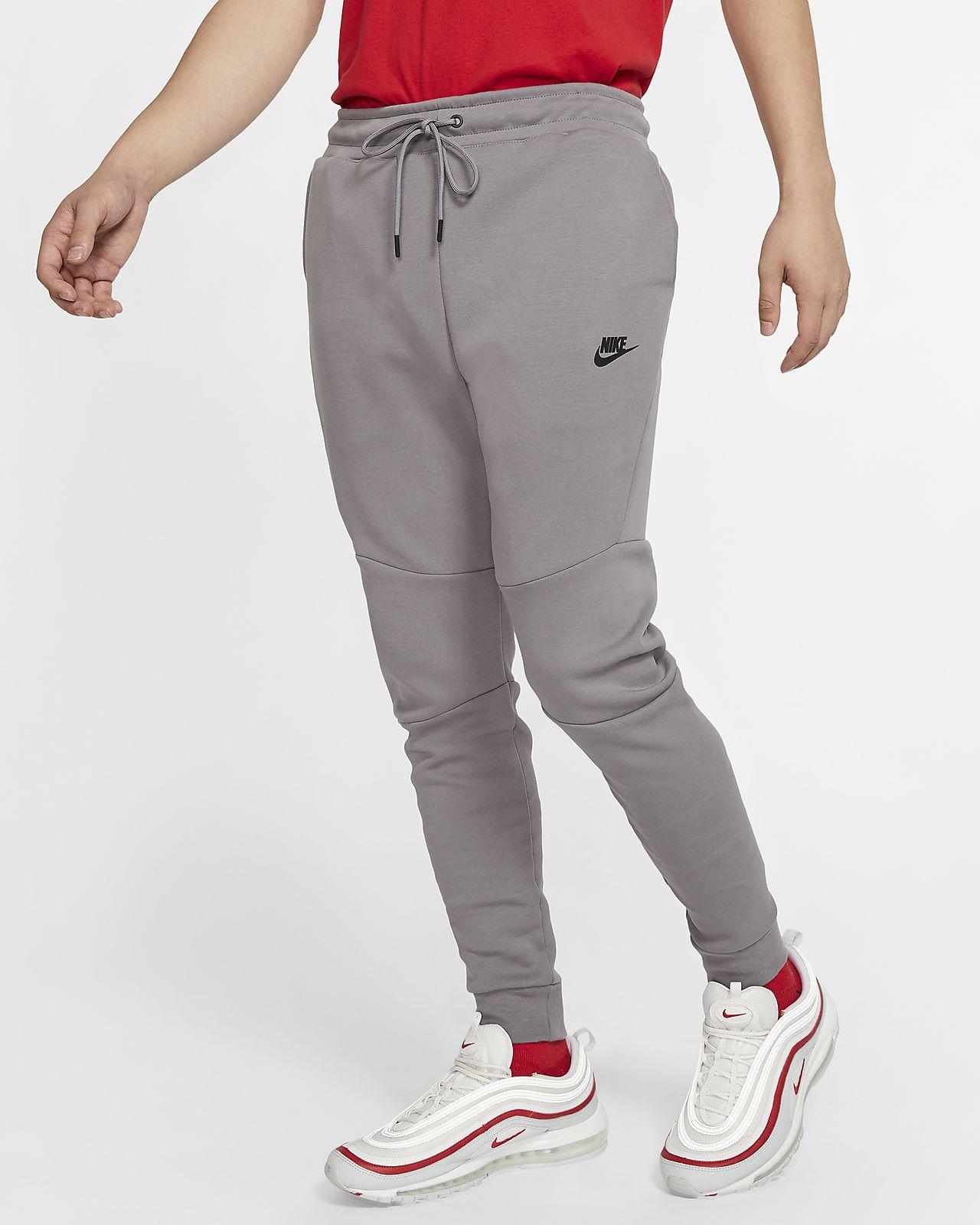 Details zu Nike Sportswear Tech Fleece Jogginghose Jogger Hose Herren Schwarz 805162 010