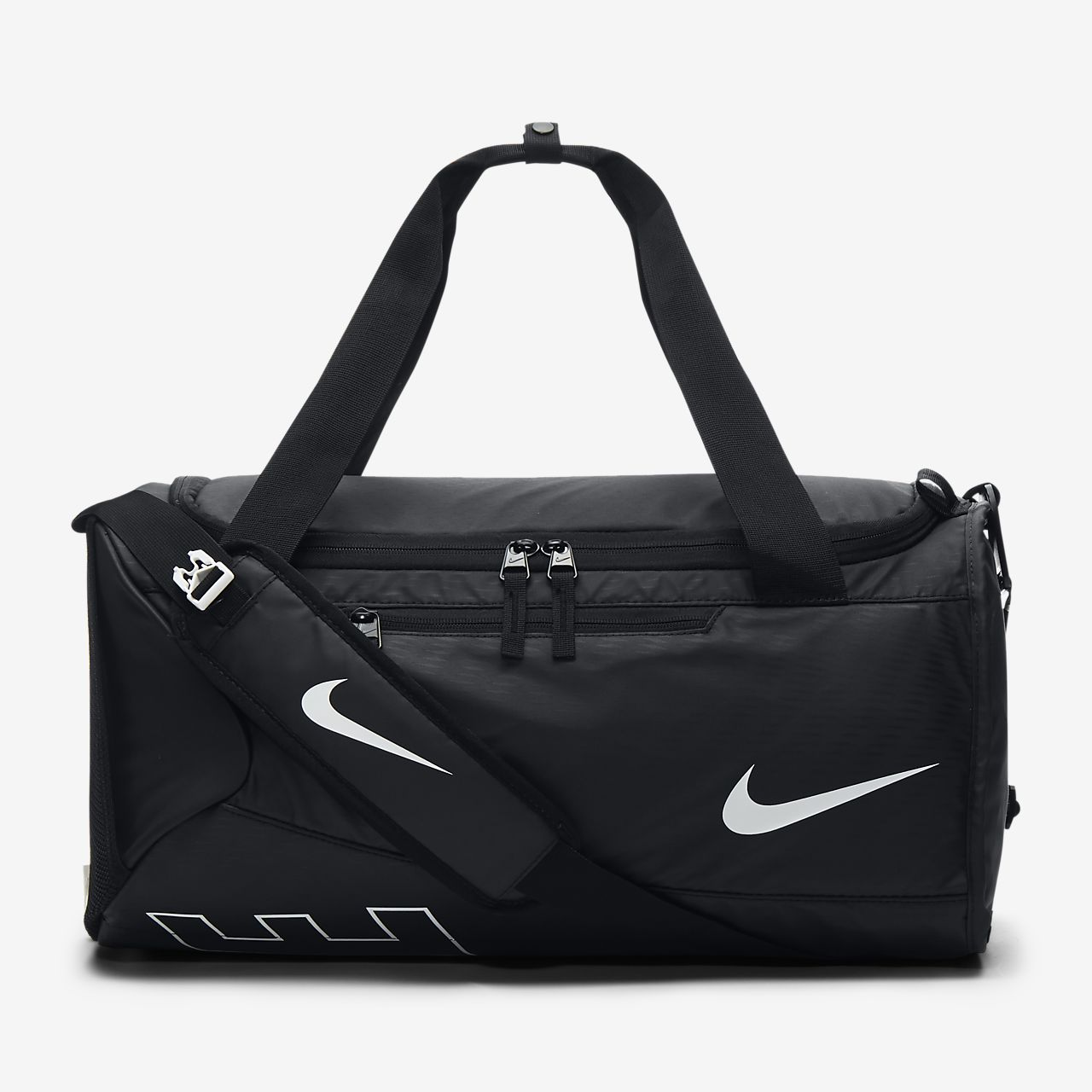 Nike Alpha Adapt Crossbody Big Kids  Duffel Bag. Nike.com a90ae6d2be