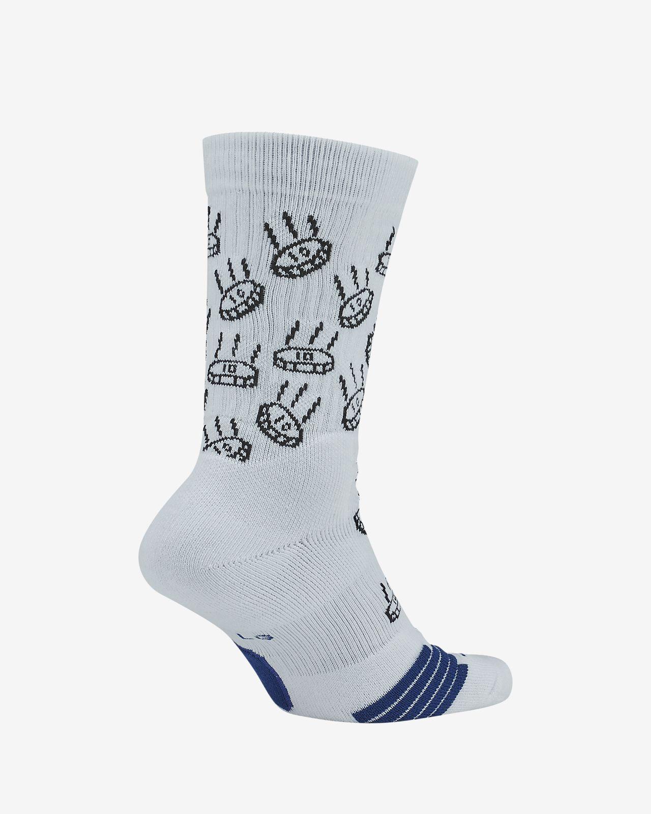Nike Elite Basketball Graphic Crew-Socken