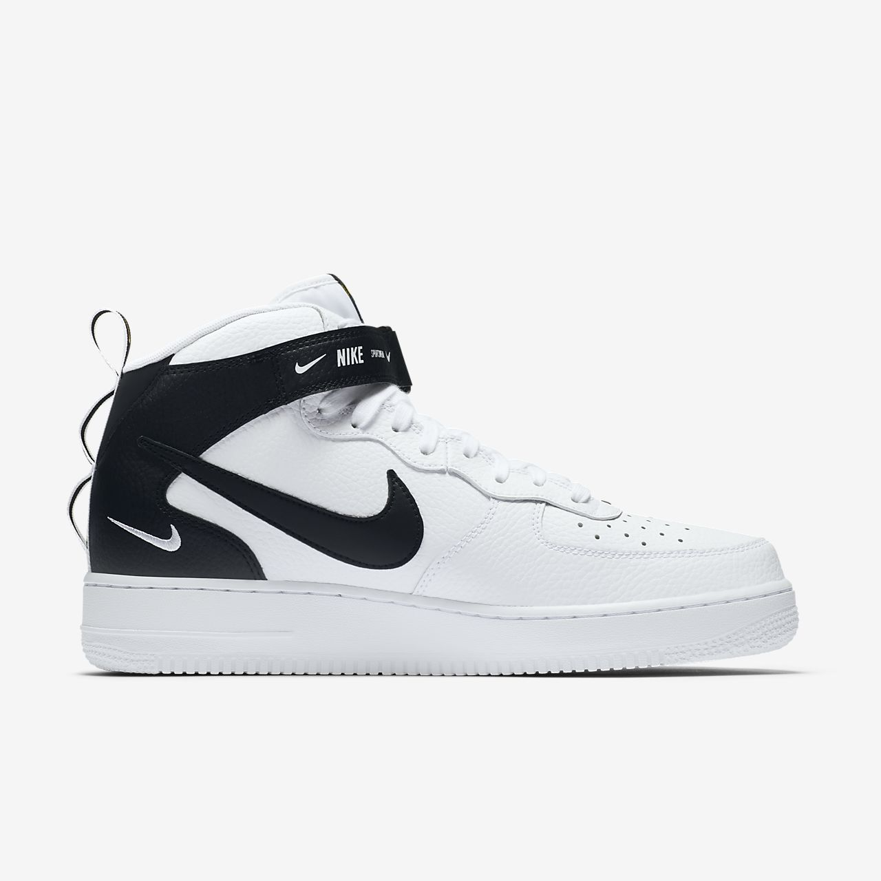 wholesale dealer eddbe 19a4b Men s Shoe. Nike Air Force 1 07 Mid LV8