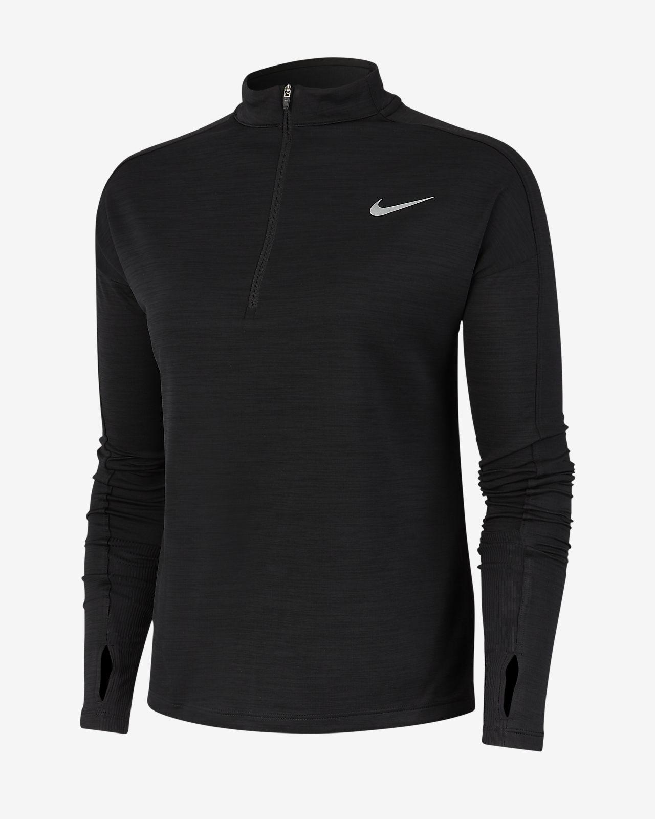 Haut de running demi-zippé Nike Pacer pour Femme