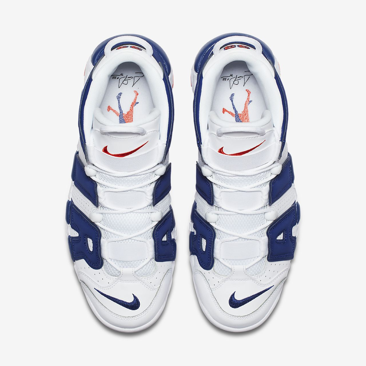 ... Nike Air More Uptempo '96 Men's Shoe