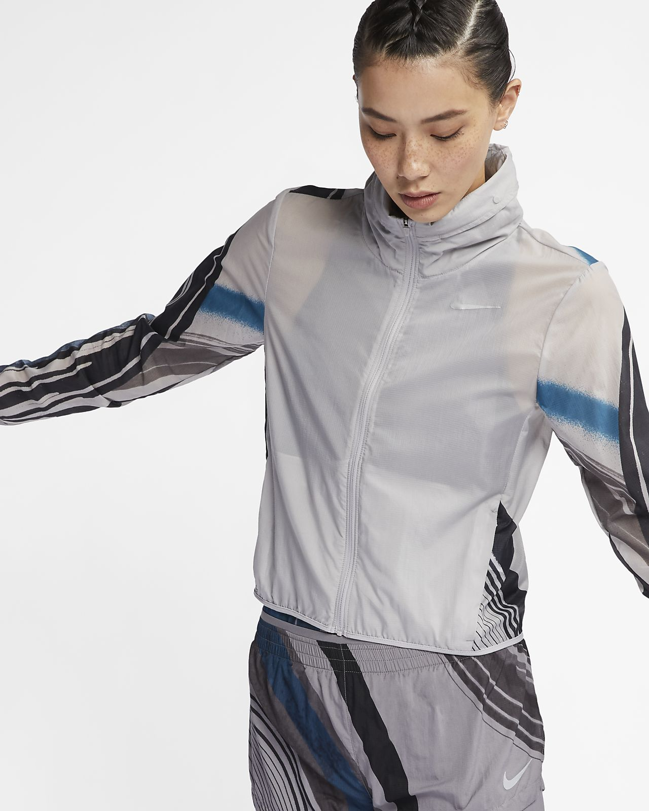 3c47423884e5 Nike Impossibly Light Women s Hooded Running Jacket. Nike.com