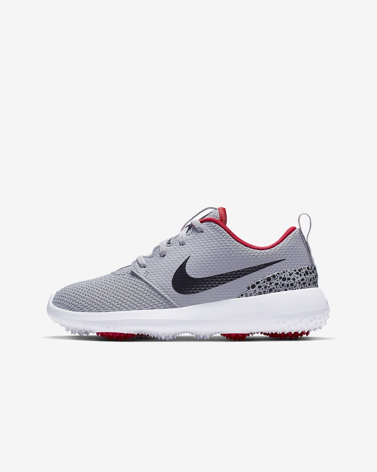 online store 2dea3 7ca64 ... Chaussure de golf Nike Roshe Jr. pour Jeune enfant Enfant plus âgé