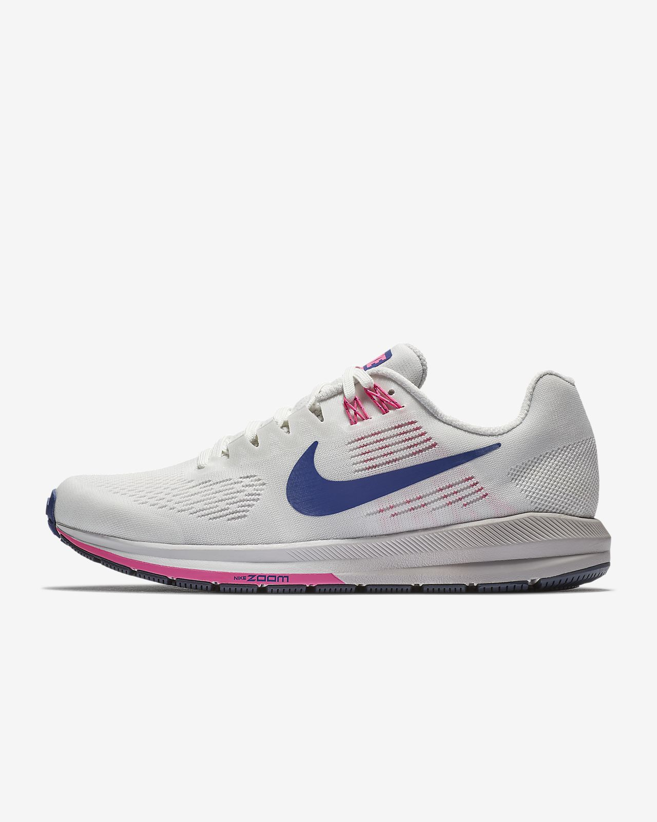 rosado blanco Nike air zoom structure a8a7f 35 tough and durable a8a7f structure 709893