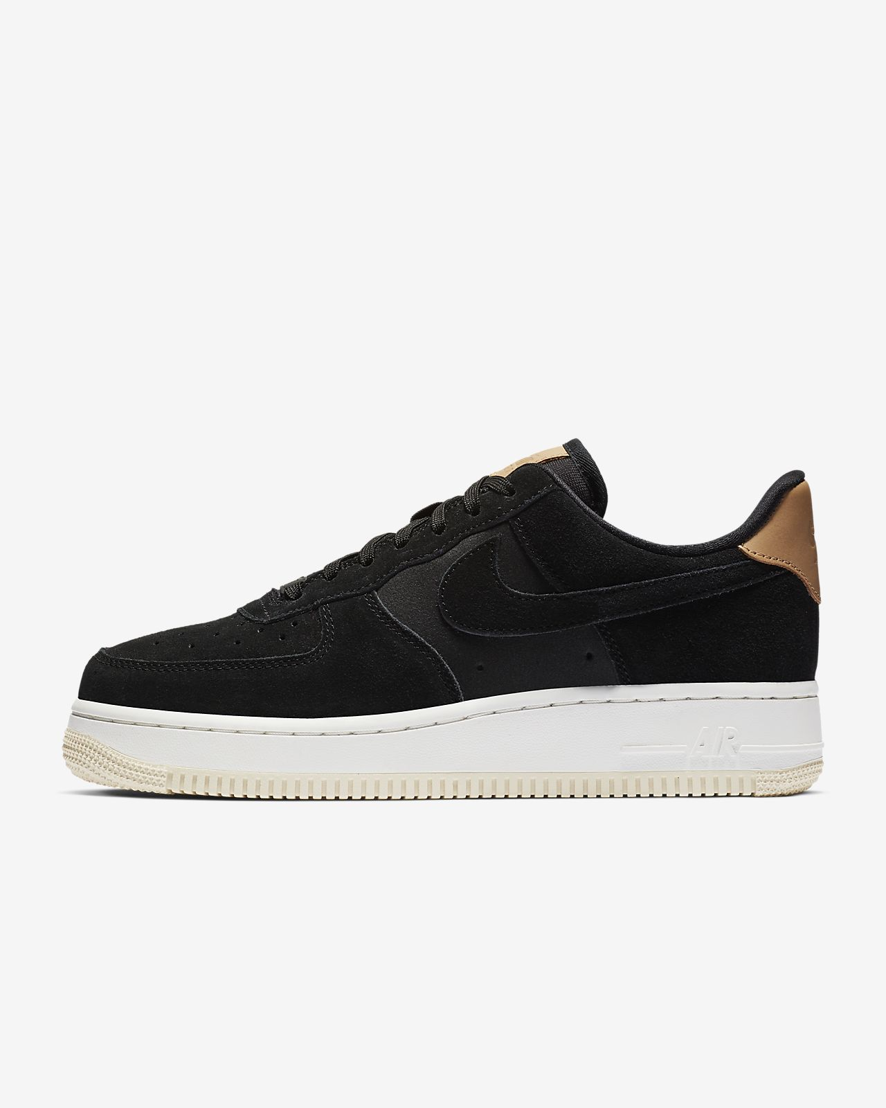 detailed look 80022 f2f34 ... Nike Air Force 1 07 Low Premium Womens Shoe