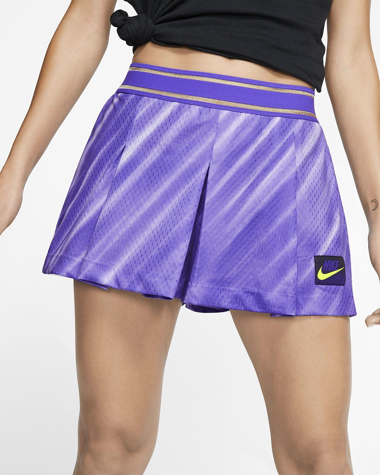 NikeCourt Slam Damen-Tennisshorts