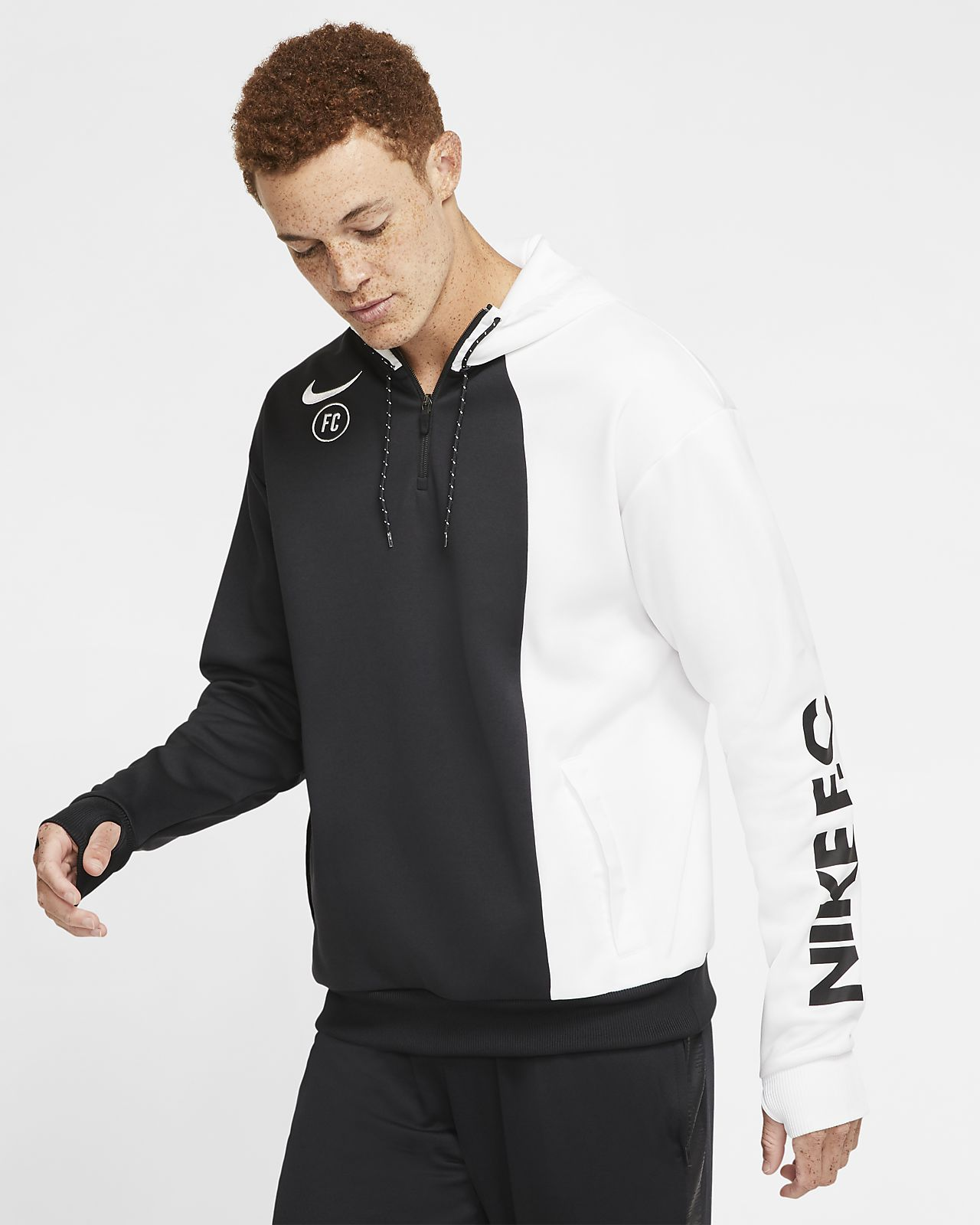 Nike F.C. Men's Football Hoodie