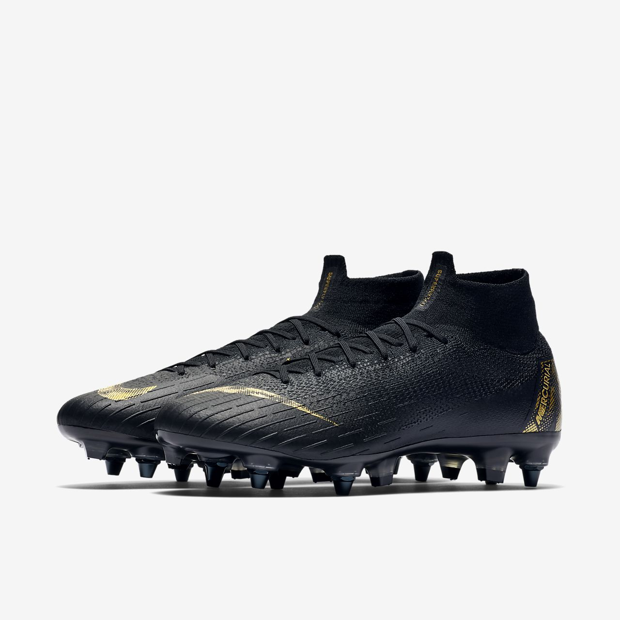 0ff00d6e4021f ... Chuteiras de futebol para terreno mole Nike Mercurial Superfly 360  Elite SG-PRO Anti-