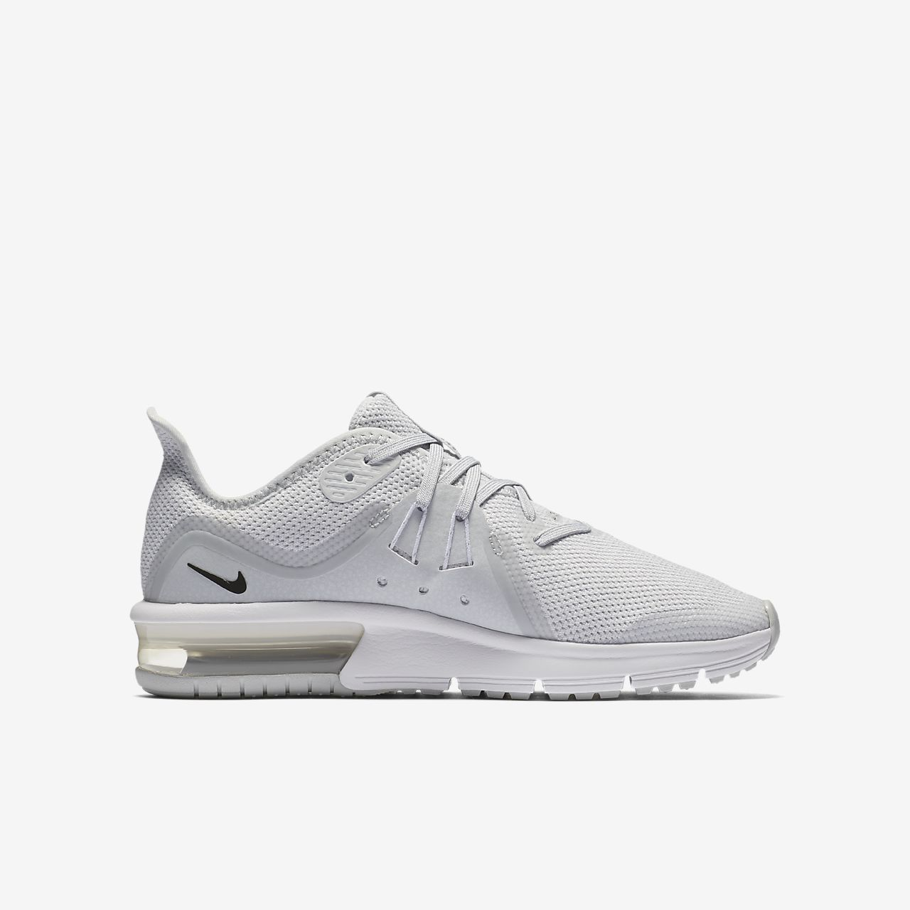 cheaper 90303 40a45 ... Nike Air Max Sequent 3 Older Kids  Shoe