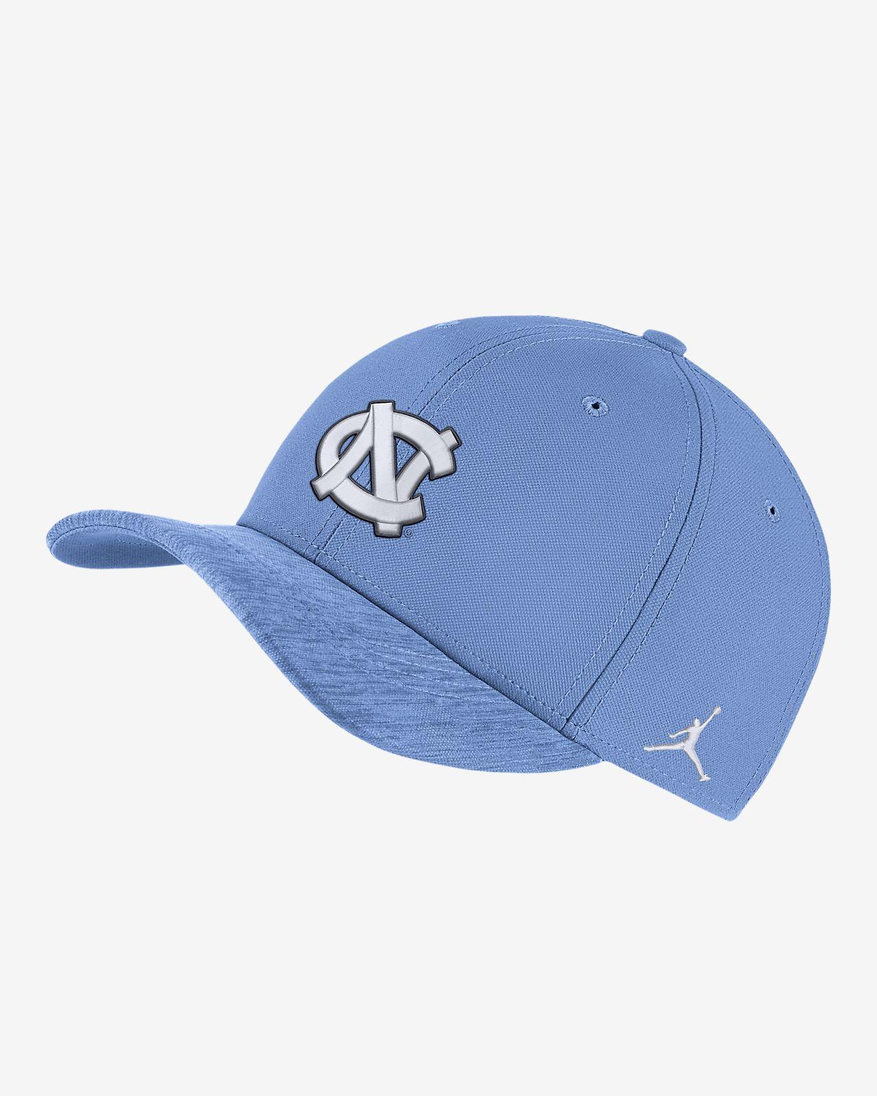 Fitted Hat. Jordan College Dri-FIT Sideline Swoosh Flex (North Carolina) 09ecc6a38aa