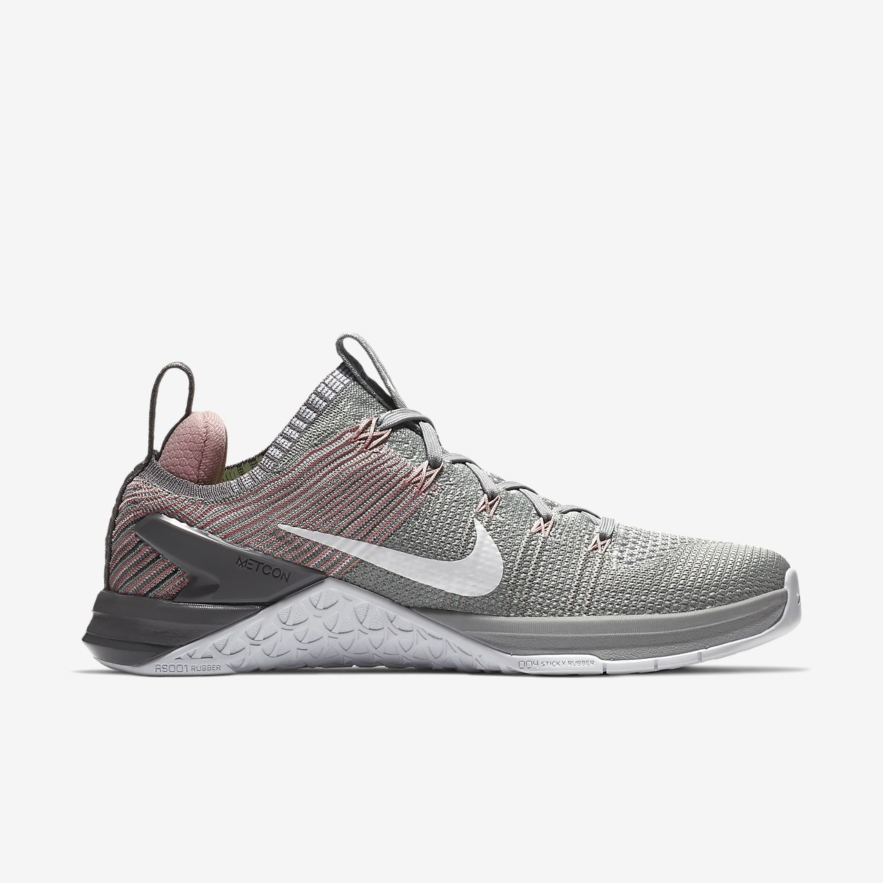 Womens Nike Metcon 2 Womens Cross Training Shoes Grey New In Box Sale Online Size 38