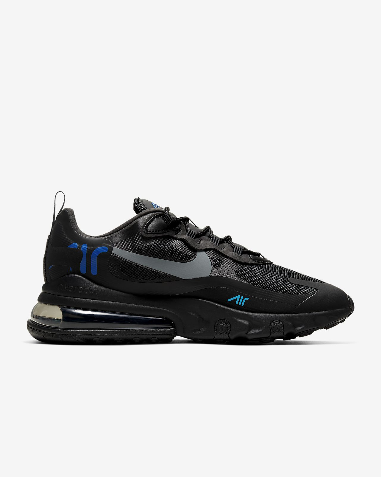nike air max 270 grey blue nero