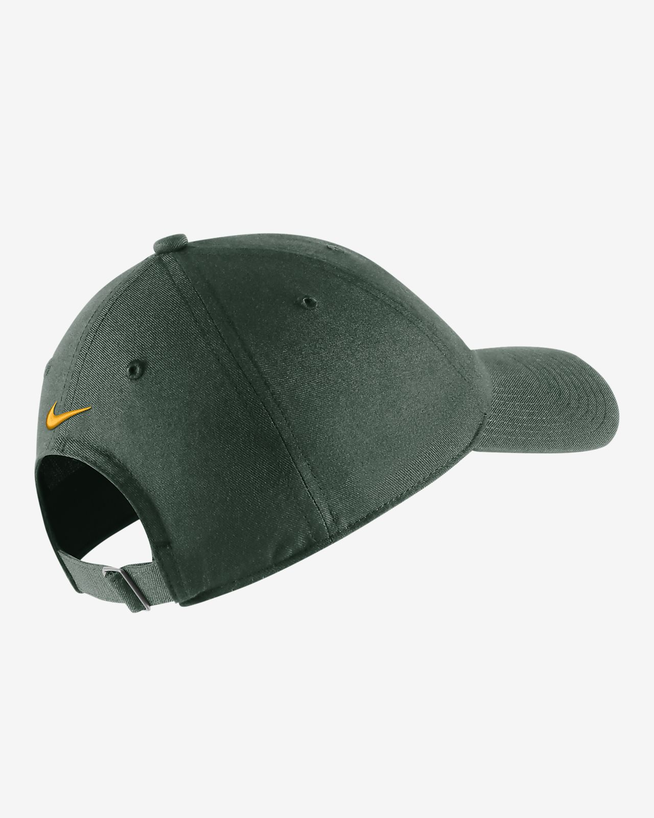 Nike Heritage86 (NFL Packers) Adjustable Hat. Nike.com AU 661bd3703cff