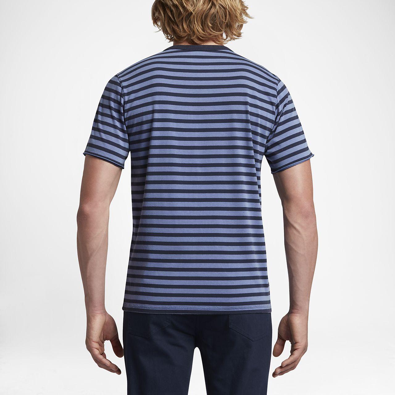 ... Hurley Surf Trip Crew Men's T-Shirt