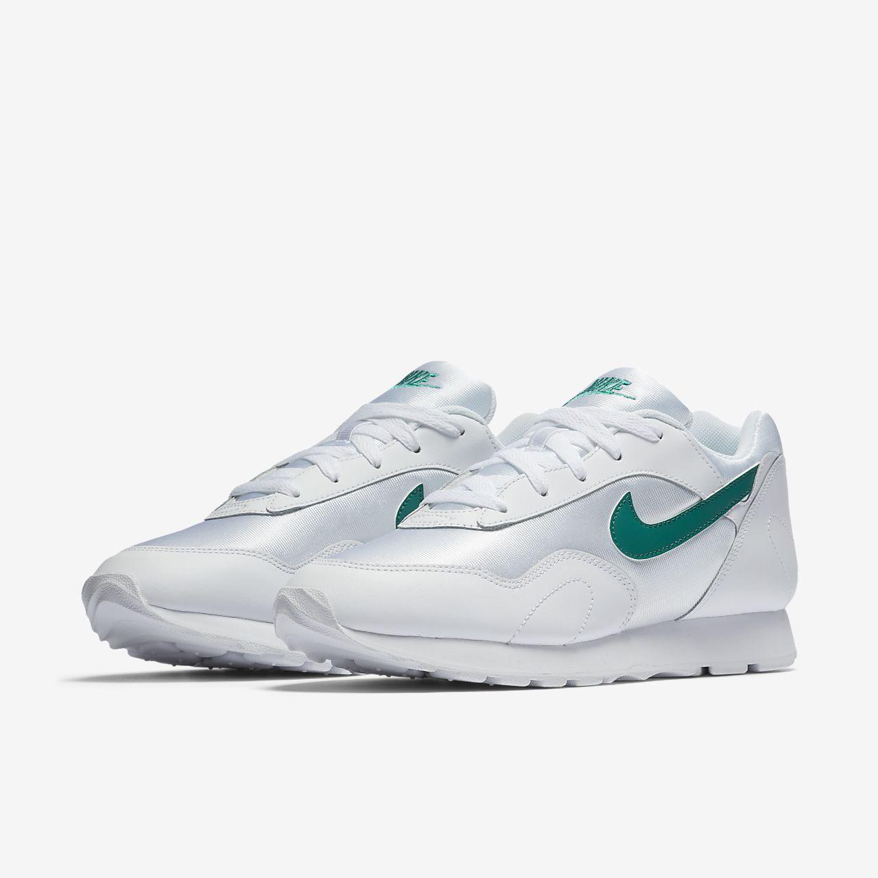 Nike Sportswear OUTBURST - Trainers - white/light retro/black 6khLR