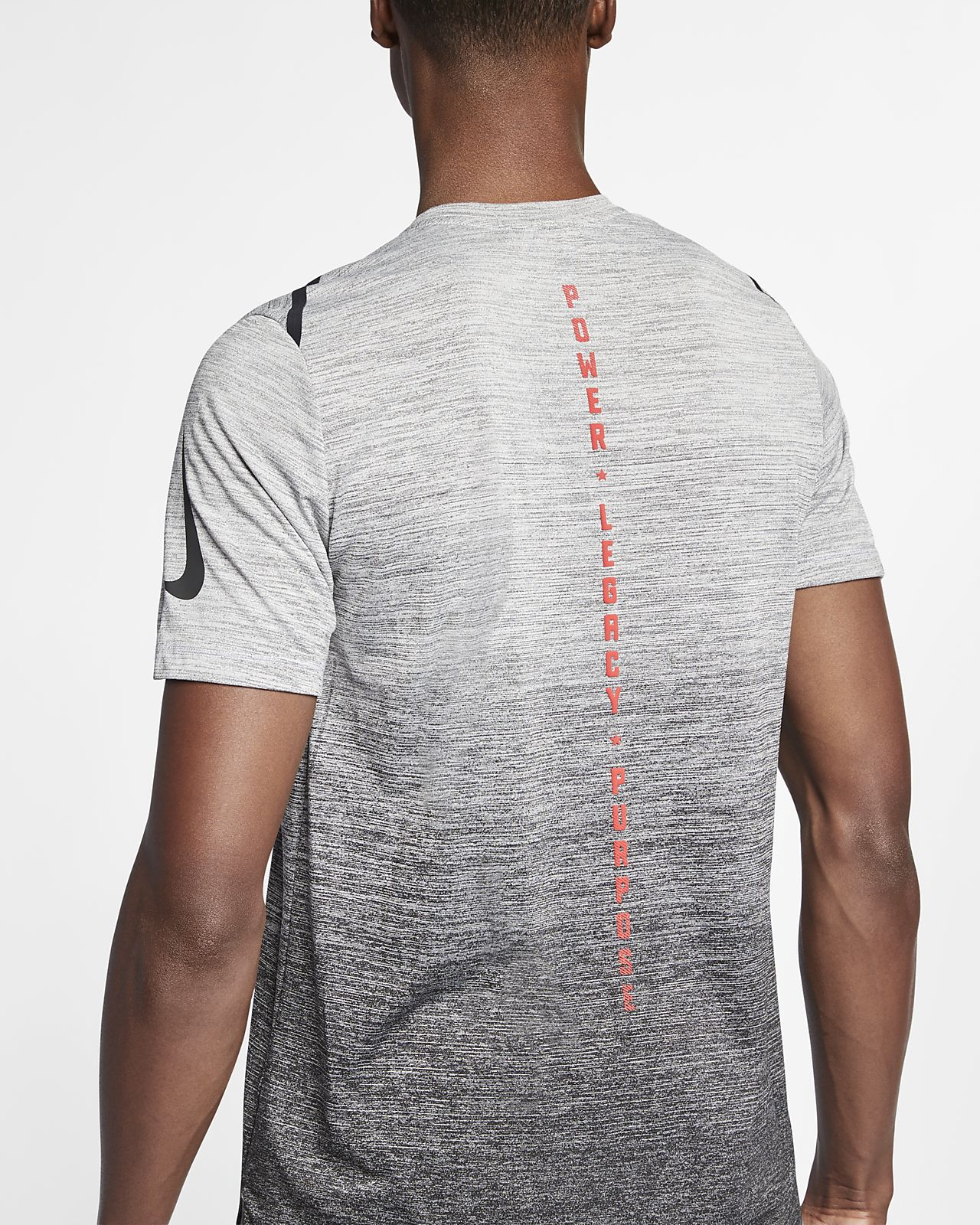 9ccab7d4 Nike Dri-FIT Adonis Creed Men's Short-Sleeve Training Top. Nike.com