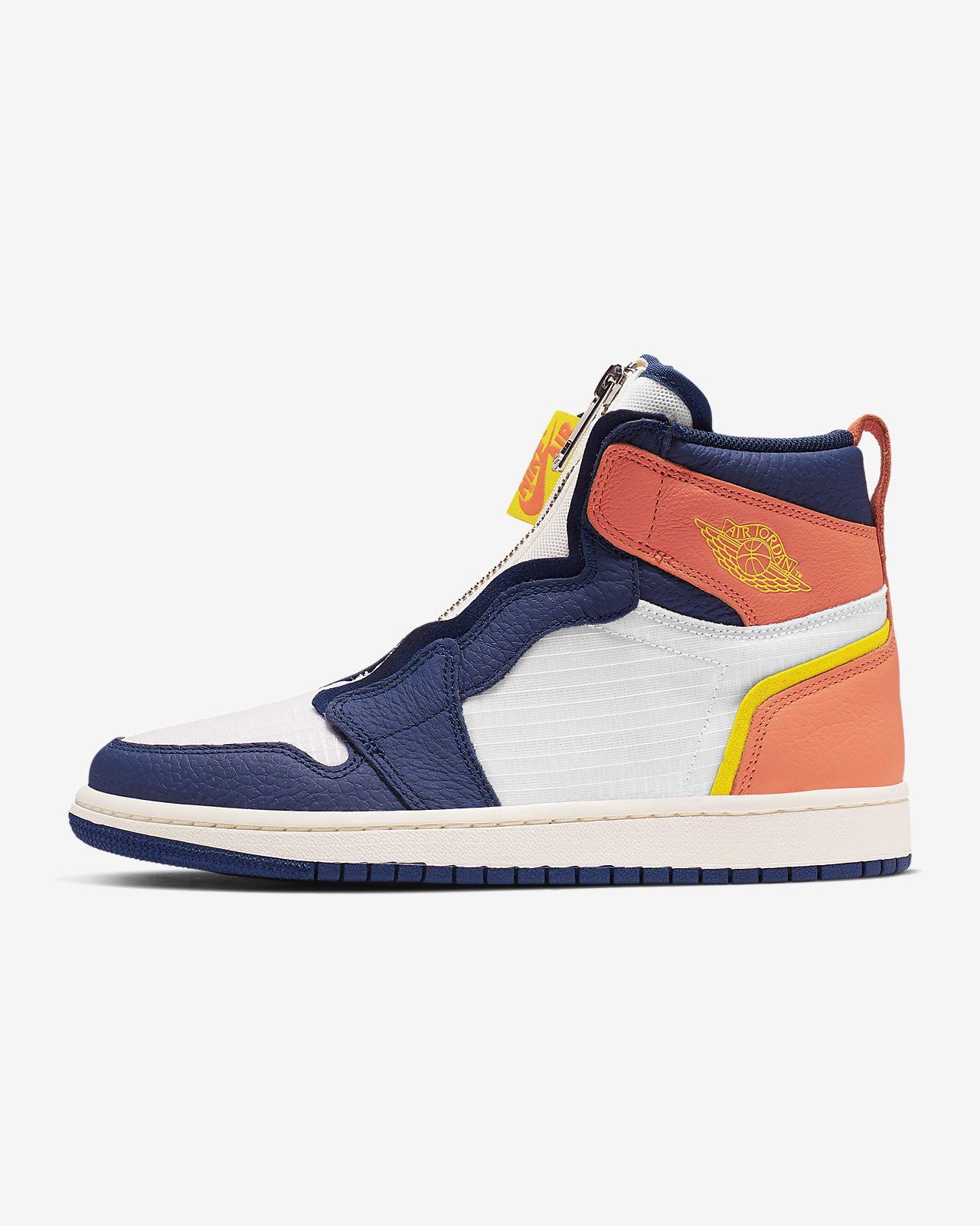 Air Jordan 1 High Zip 女子运动鞋