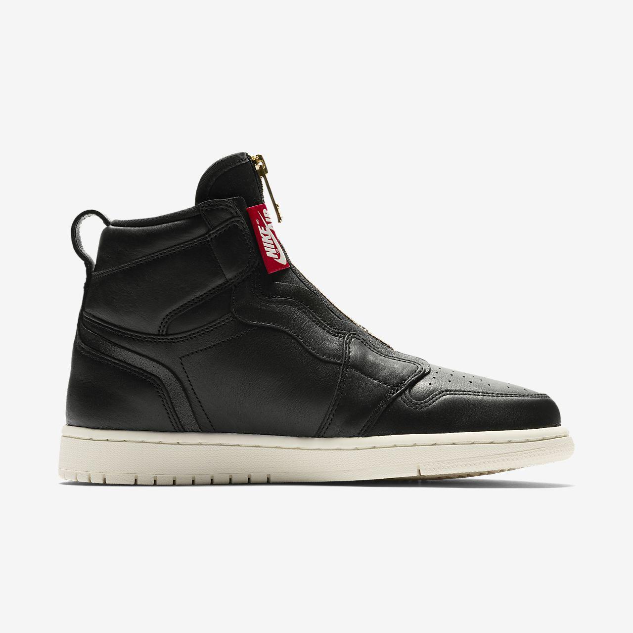 innovative design 58951 7af9e ... Air Jordan 1 High Zip Women s Shoe