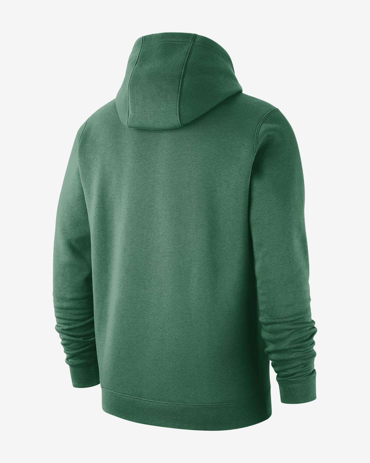 outlet store ea96f b22b5 Boston Celtics Nike Men's NBA Hoodie